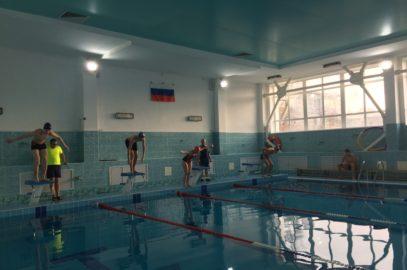 """Норматив """"Плавание"""" в ВФСК ГТО"""